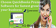 QuickBooks Premier: Choose the Right Software as per your Business Needs