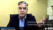 Symptoms & treatment options for Prostate Cancer