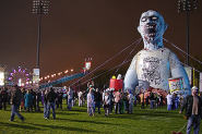Inflatable Mascot Wakes the Dead (By Inflatable Manufacturer Landmark Creations)