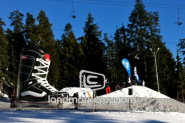 Giant Inflatable Replica Helps VANS Canada Promote Youth Snowboard Series