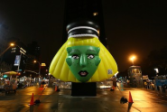 Barneys New York Introduces Gaga's Workshop with Cold Air Inflatable Characters