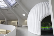 Inflatable, Imaginative Museum Exhibit from a Creative Inflatable Manufacturer