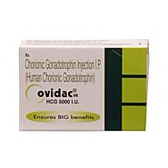 Buy Cheap Ovidac 5000 iu hcg Online in USA From GetYourChemist
