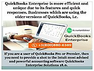 Update Enterprise Version - QuickBooks Enterprise - Intuit