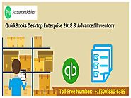 QuickBooks Desktop Enterprise Advanced Inventory – Link Mobile Device