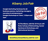Albany Job Fair 2018