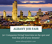 Career Fair Jobs, Employment in Albany,NY
