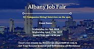 Career Fair Jobs, Employment in Albany, NY