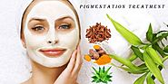 Skin Pigmentation Treatment with Ayurvedic