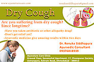 Ayurvedic Treatment of Dry Cough