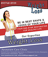 Weight Loss Treatment in Ahmedabad