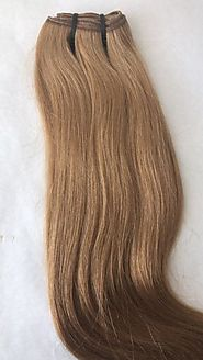Blonde Hair Extensions| Blonde Keratin Hair Extensions – Prarvi Hair