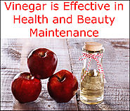 Vinegar is Effective in Health and Beauty Maintenance | Listerine Foot Soak