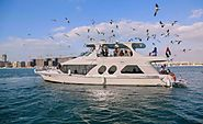 SPEND A BEAUTIFUL DAY/NIGHT AVAILING YACHT RENTAL DUBAI - WCS