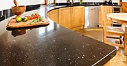 Granite is the best option for the countertops