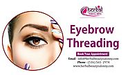 Eyebrow Threading near me Herbal Beauty Salon