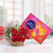 Buy/Send Flowery Celebrations Online - YuvaFlowers.com