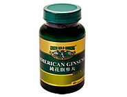 Enhance Mental and Physical Performance with American Ginseng Capsules