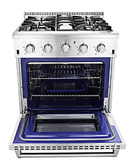 Top 10 Best Gas Ranges in 2018 - Buyer's Guide (January. 2018)