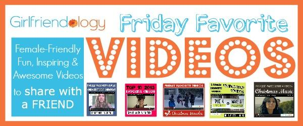 Headline for Friday Favorite Videos
