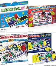 Top 10 Best Snap Circuits Lights Electronics Discovery Kits Reviews on Flipboard
