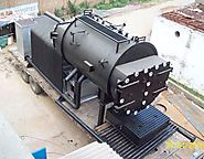 Three Pass Smoke Cum Water Tube Type Boiler | Combi Boilers