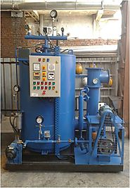 Water Tube Coil Type Boiler
