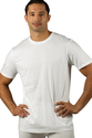 Mens Crew-neck T-Shirt; Super Soft Absorbent Bamboo Viscose (Single Pack) Texere