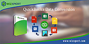 QuickBooks Data Conversion: Convert your existing account data into QB