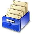 Email client's archives and settings