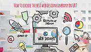 How to Choose The Best Web Design Company In UK?
