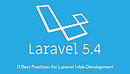 11 Best Practices For Laravel Web Development