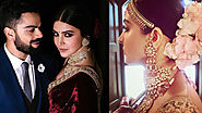Anushka Sharma's Wedding Look - Wedding Makeup of Anushka Sharma | Vogue India