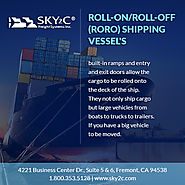 RoRo Ships and Freight Services