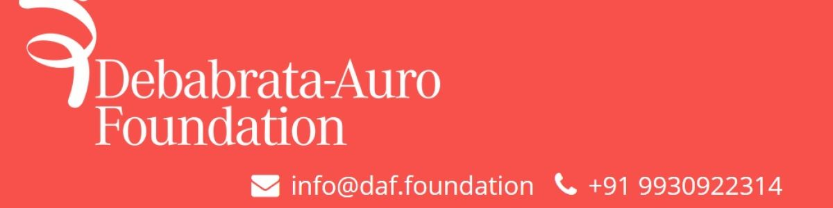 Headline for Debabrata Auro Foundation