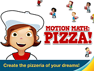 Motion Math: Pizza! | Motion Math