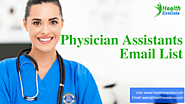 Physician Assistants Email List