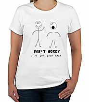 Make a statement with Funny women t shirts