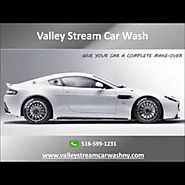 Valley Stream Car Wash & Auto Detail Service Center NY | Visual.ly