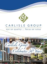 Carlisle Group 30th by Business in Calgary - issuu