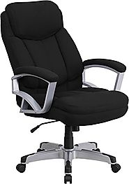 500 lb Capacity Fabric Executive Office chair Review