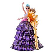 Buy / Send Chocolate barbie Gifts online Same Day & Midnight Delivery across India @ Best Price | OyeGifts