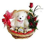 Order Caring Heart Online Same Day Delivery - OyeGifts.com