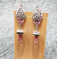 Buy and Send Metal Dangle & Drop Earrings Gifts Online Delivery Across India @ Best Price - OyeGifts
