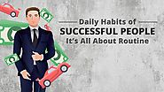 Daily Habits of Successful People: It's All About Routine | Brian Tracy