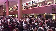 MN fans unite! Wild fans go crazy at Excel Energy Center!