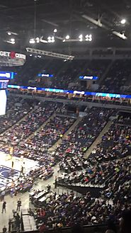 Timberwolves fans break out the Skol Chant at the Target Center!
