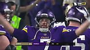 "Sports Burd 🦅 on Twitter: ""This right here is the moment of the NFL season. Case Keenum leads the Skol chant. #NOvsMI..."