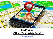 Get The Tomtom & Garmin Map Update Services