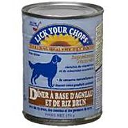 Buy Best Organic Canned Dog Food Online